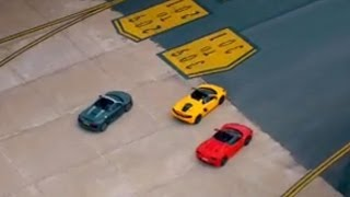 Supercar Runway Race - Top Gear - Series 20 - BBC