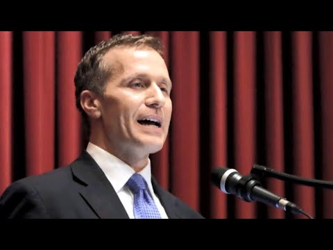 Missouri Gov. Eric Greitens indicted after affair and alleged photo blackmail