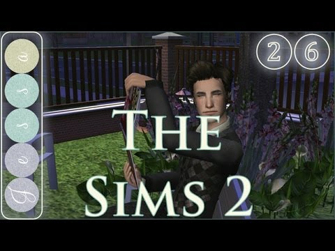 #❷❻ Let's Play The Sims 2 ~ All Expansions, Part 26 ~ Ghosts! Boo!