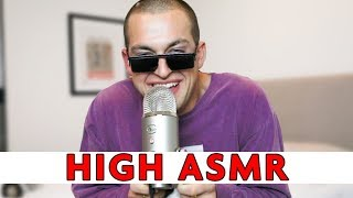 I GOT HIGH AND TRIED ASMR...   Chris Klemens