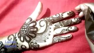 New Stylish Indian Full Hand Bridal Henna Designs Simple Mehndi