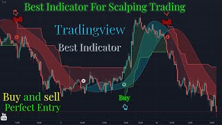 Most Powerful Tradingview Indicator for Scalping Trading   Tradingview Best Indicator for Biggners