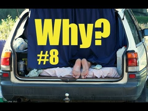 Why Are More People Living In Trailers and Cars Part 8 - The Next Step: Building a home