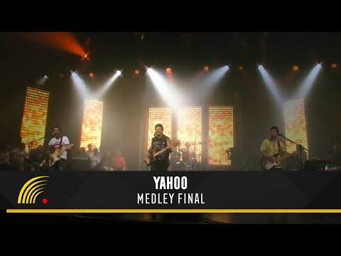 Yahoo - Medley Final - DVD Flashnight
