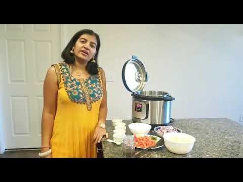 Time saving Instant Pot -Potato Kurma