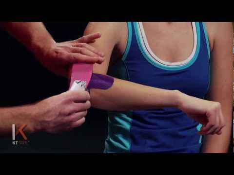 KT Tape: Tennis Elbow