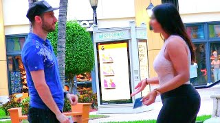 She's A Thick Gold Digger 🤑 PRANK (MUST WATCH)!