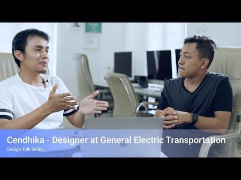 Meet Cendhika - Designer at General Electric Transportation