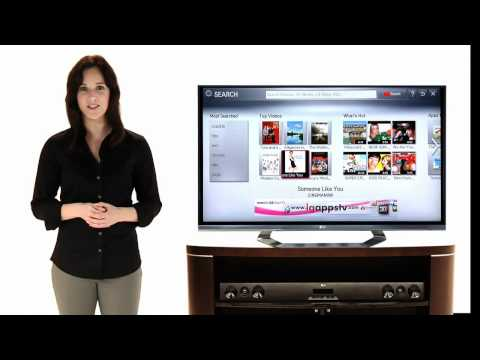 LG Smart TV   Universal Search and Web Browser
