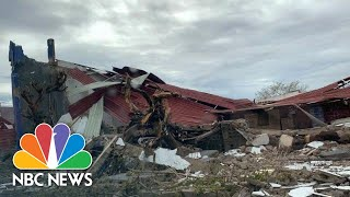 Download Deadly Cyclone Destroys 90 Percent Of Port City In Mozambique, Red Cross Says | NBC News Video