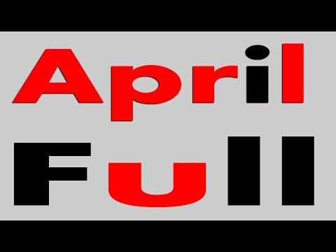 April full special video