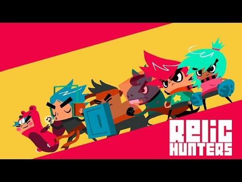 Relic Hunters Zero - Launch Trailer (60 fps)