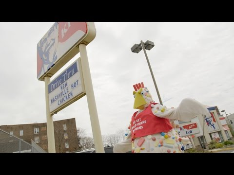 KFC, Get Your Chickens Off Drugs: Honk if you like chicken