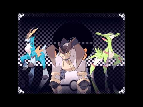 Pokemon Remix: Vs. Cobalion, Terrakion, and Virizion