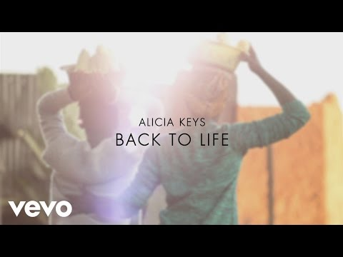 Alicia Keys - Back to Life (from Disney's