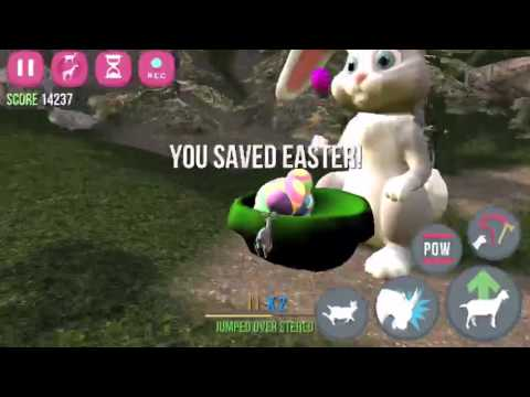 New update! How to unlock Easter goat goat simulator iOS