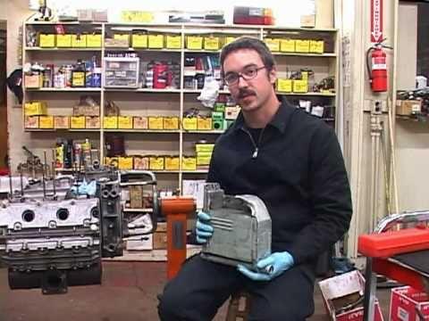 Porsche 911 Turbo Engine Rebuild 7B in Eugene
