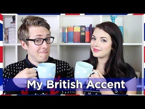 HOW TO SPEAK BRITISH ACCENT   Evan Edinger & Cherry Wallis