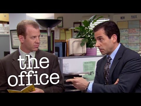 Toby's Health And Safety Meeting  - The Office US