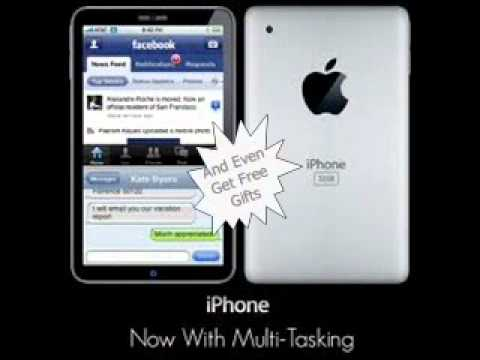 iPhone 4G Deals On O2, Vodafone, 3 Mobile And Orange