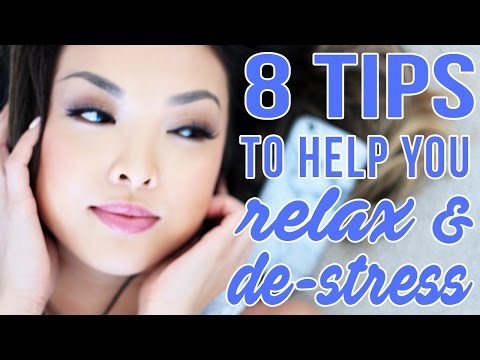 HOW TO: Reduce Anxiety and De-Stress