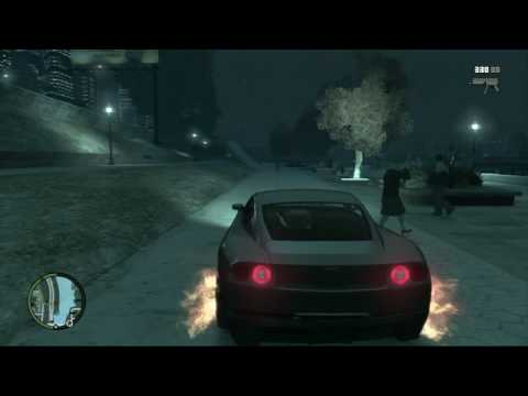 Grand Theft Auto 4 PS3 Multiplayer Stunts (HD) Digitally Remastered in 720p