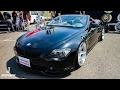 (HD)AME FORGED LINE BMW 645Ci Convertible 645Ciコンバーチブルカスタム - スーパーカーニバル2017・お台場