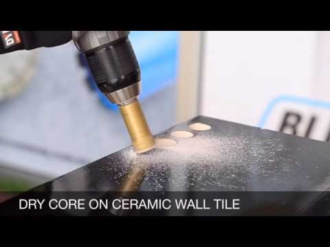 Make a hole on Ceramic Wall Tile