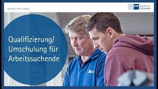 Qualifizierungen für Arbeitssuchende bei der IHK Akademie Schwaben (4k)