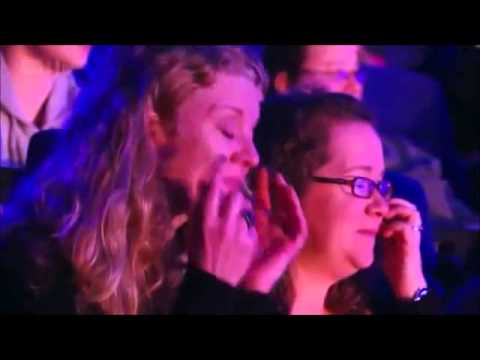 Father and Son Get GOLDEN BUZZER on Britain's Got Talent