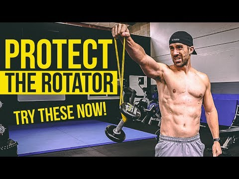 Say NO to Rotator Cuff Pain (10 Moves to Save Your Shoulders)
