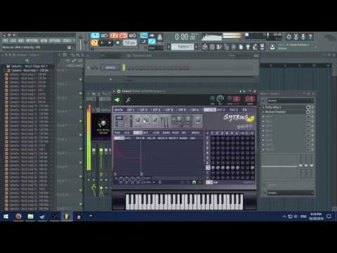 Hardstyle lead with Sytrus and some improvisation