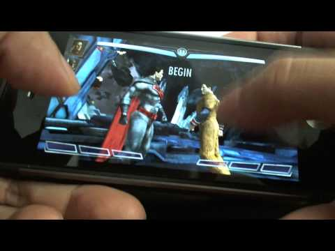 INJUSTICE Final Battle 42 Completionist Achievement iOS Gods Among Us iPhone 5