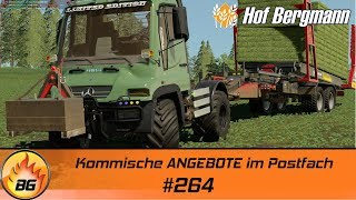 LS19 Hof Bergmann 264 Komische ANGEBOTE Im Postfach FS19 Let39s Play HD