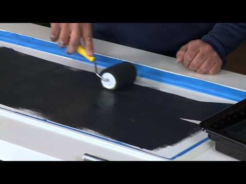 How to Paint a Chalkboard Door with Sean Buino