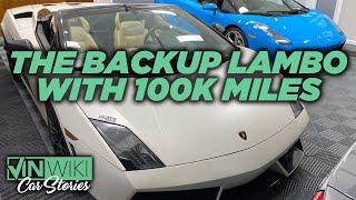 I had to buy a backup Lambo for Car Trek