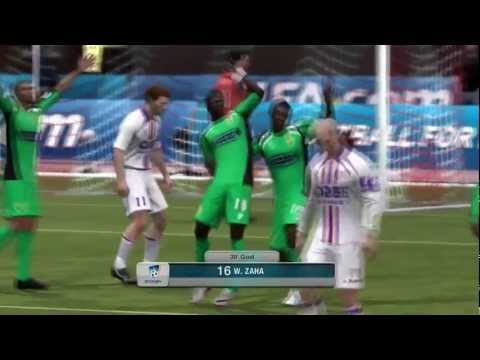 FIFA 12 Ultimate Team | Bronze Teams are FUN! (HD FUT Highlights!)