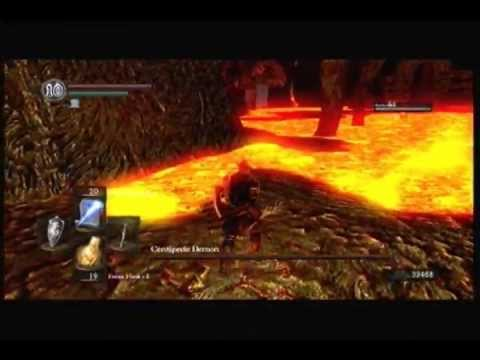 Dark Souls: How To Beat Centepede Demon At Any Level