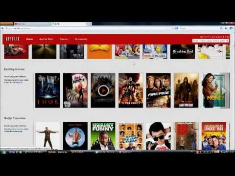 How to get American NETFLIX everywhere 2013 no survey no dns change