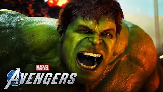 Marvel's Avengers - 19 Minutes Of Official 4K Gameplay | A-Day Prologue