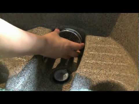 Footspa Cleaning and Disinfecting Part 1 - Whirlpool Footspa and AirJet Basin