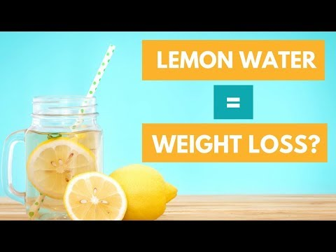 Does Lemon Water Help With Weight Loss?