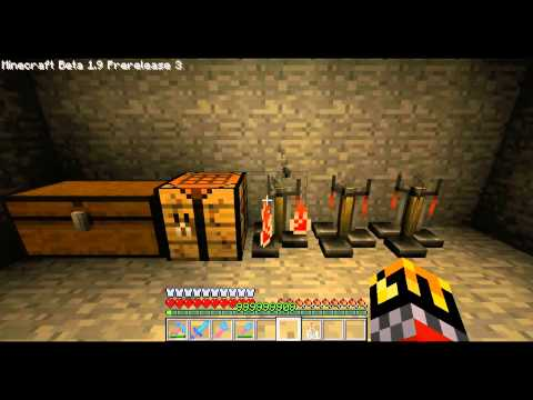 How to make  Potion of Fire Resistance (in Minecraft Beta 1.9)