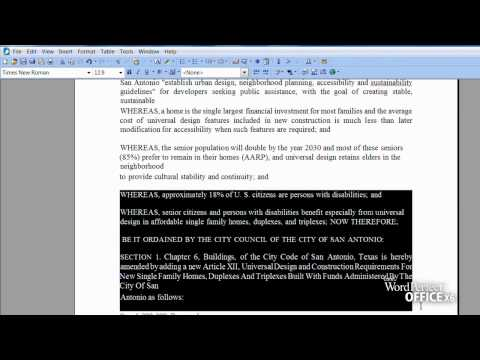 WordPerfect® Office PDF functionality