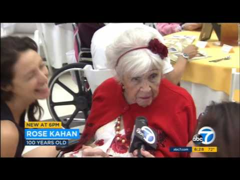 Centenarian Celebration - ABC 7 News