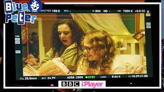 My Mum Tracy Beaker Behind the Scenes Exclusive! | Blue Peter