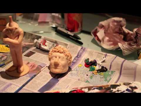 Bobblehead Me - Making a Bobblehead