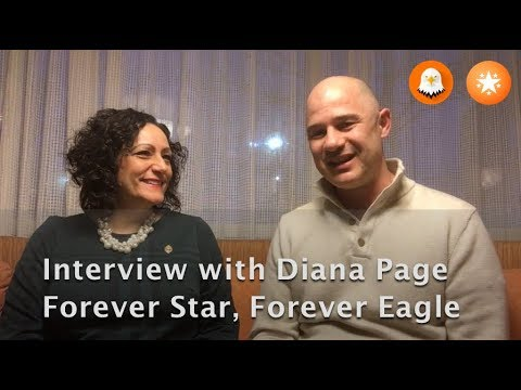 Forever Star Interview with Diana Page by Oliver Lepki