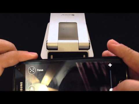 Samsung Galaxy S5 Tip: How to use the magnifier widget