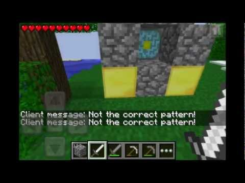 Let's Play Minecraft Pocket Edition 0.5.0 Alpha #017 St2[Deutsch] [HD] - Not the correct pattern?!